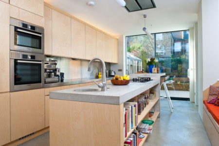 From kitchens in lofts to bathrooms in basements we do full house refurbishments