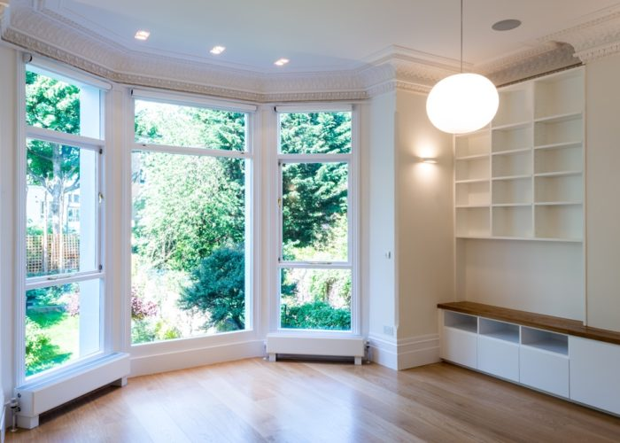 Belsize Park London Flat Refurbishment