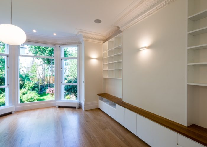 Belsize Park London joinery 2