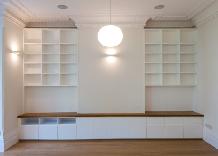 Belsize Park London joinery