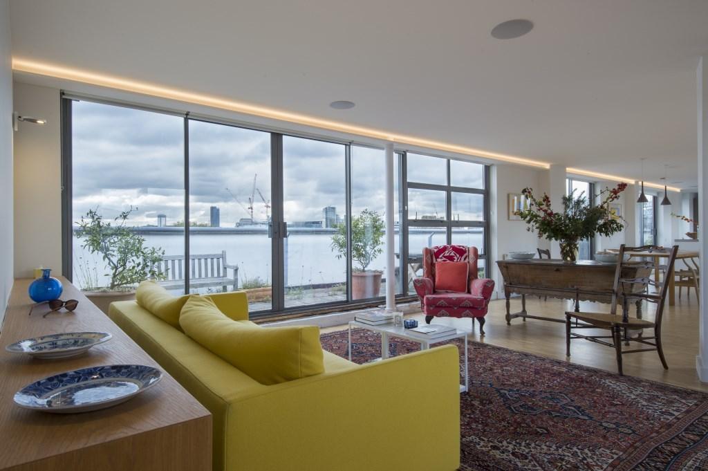 10 ideas for a London flat refurbishment